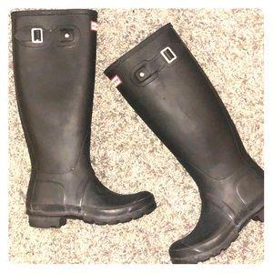 Women's size 5 Hunter Rain Boots